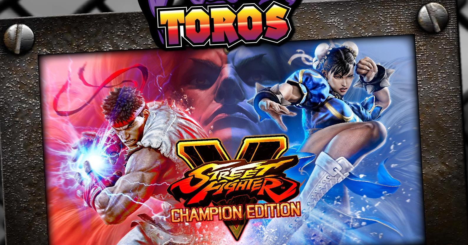 聚集香港所有《街霸V》精英!「TOROS powered by Red Bull -STREET FIGHTERV 冠軍版」香港比賽日程確定!