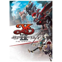 【Nintendo Switch】イースIX -Monstrum NOX-