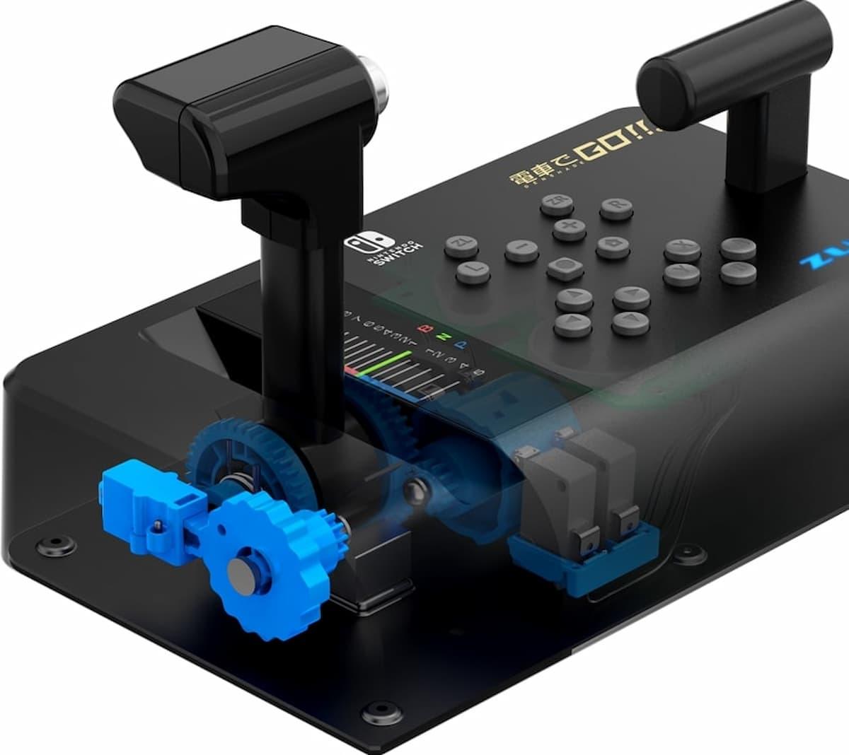 電車でGO!!専用ワンハンドルコントローラー for Nintendo Switch