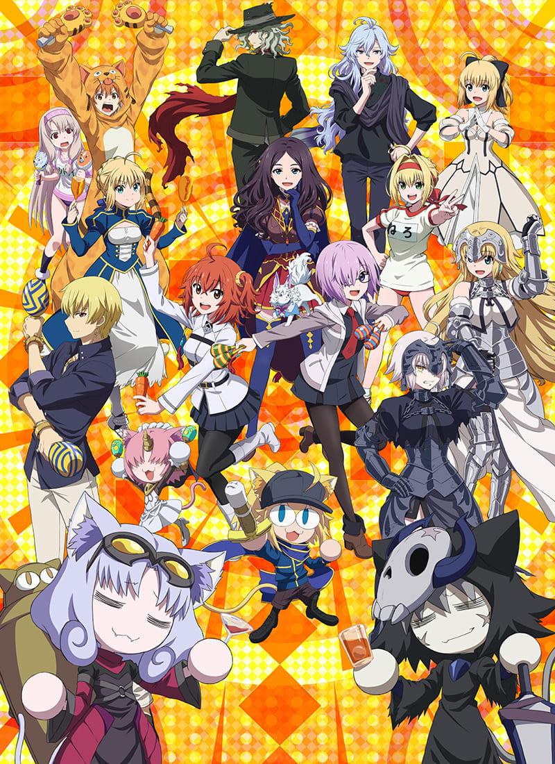 「Fate/Grand Carnival」KV