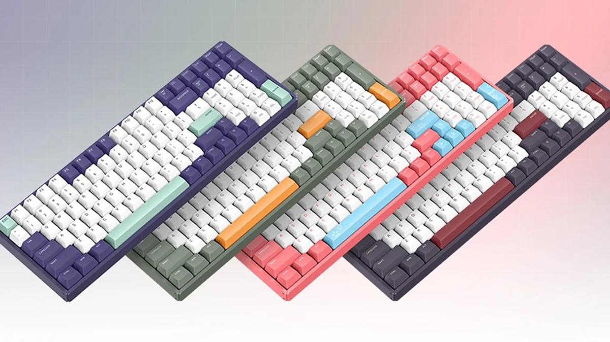iQunix F96 Mechanical Keyboard