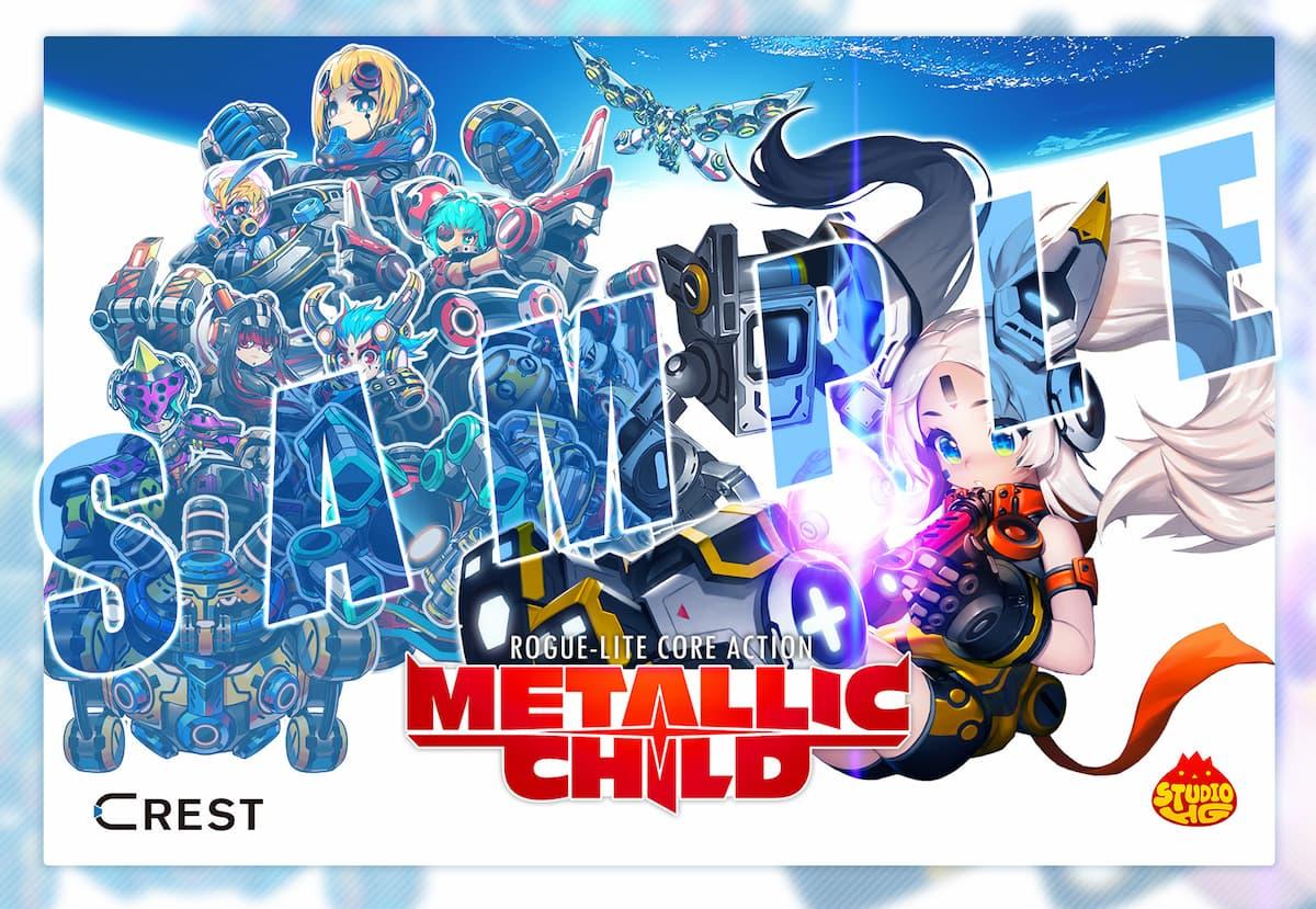 METALLIC CHILD カードケース
