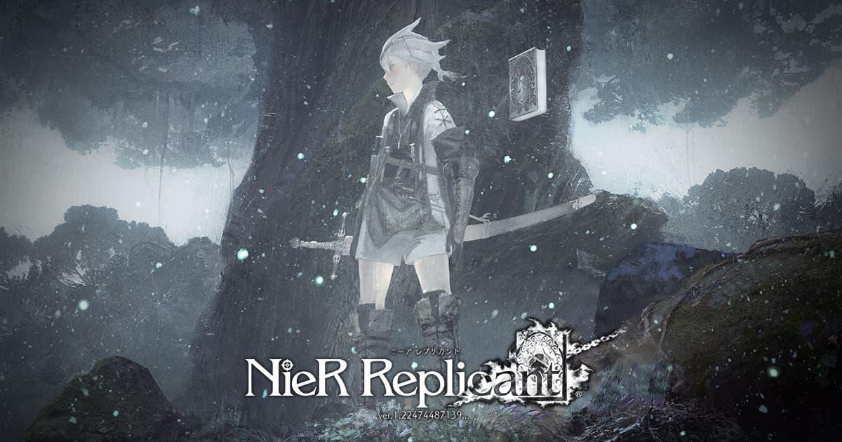 超話題作「NieR Replicant ver.1.22474487139…」のPS4版が早くもセールに登場!