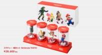 Nintendo TOKYOに人気キャラクターのスタチューが登場!各地のポップアップストアでも販売!