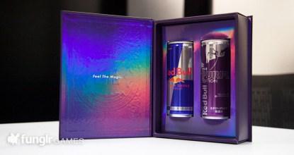 今度の牛は紫!?話題の期間限定新商品「Red Bull パープルエディション」で紫紺の翼を授かってみた!