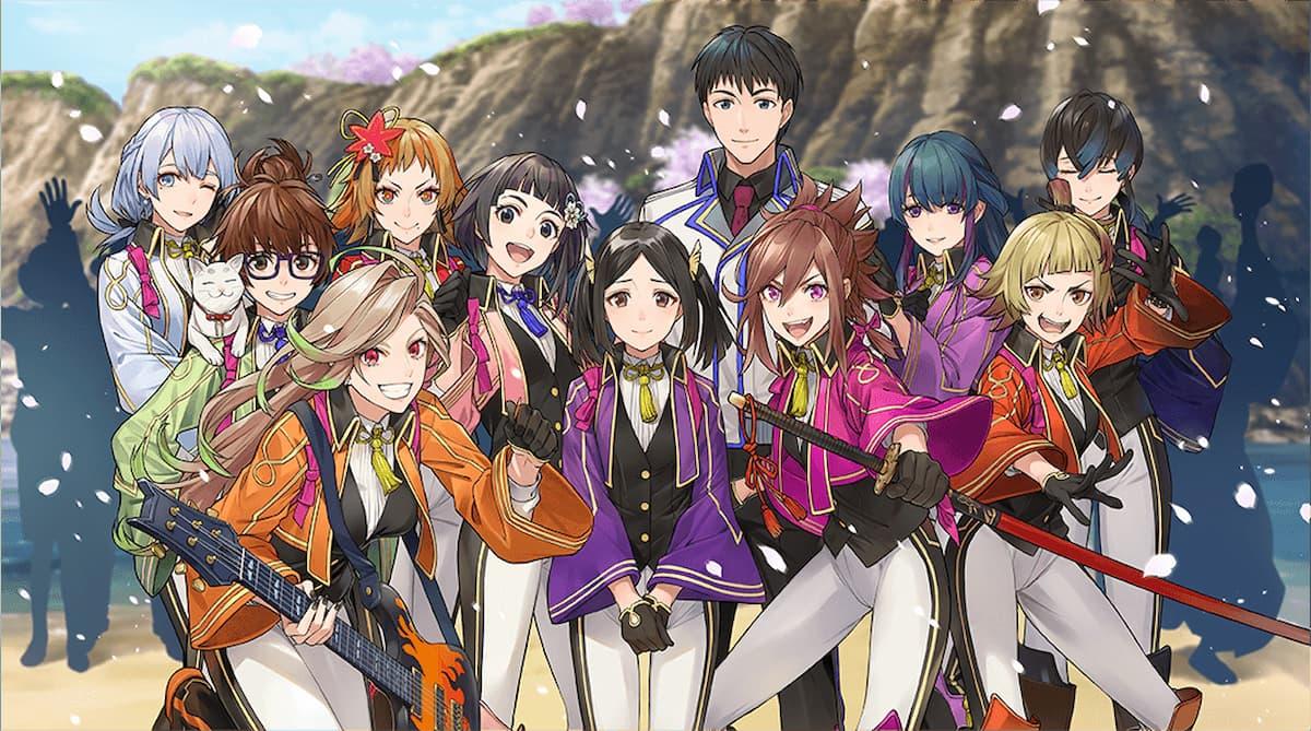 6月30日サービス終了予定だったセガ × ディライトワークスの「サクラ革命 ~華咲く乙女たち~」がサービス終了日程を延期
