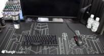 広々使えて便利!IKEA×ROGのコラボ商品「LÅNESPELARE ゲーム用マウスパッド」を使ったらPC周りが快適すぎた!