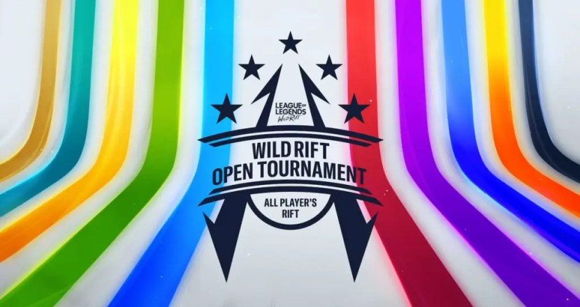 「WILD RIFT OPEN TOURNAMENT - ALL PLAYER'S RIFT」決勝大会開催!全試合生配信決定!