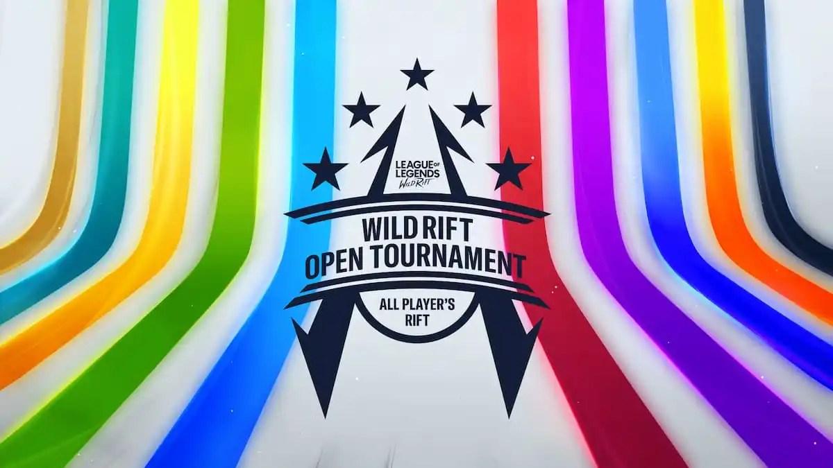「WILD RIFT OPEN TOURNAMENT – ALL PLAYER'S RIFT」決勝大会開催!全試合生配信決定!