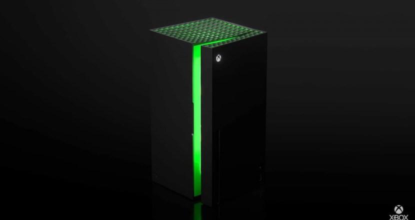 真的做出來了!?Xbox型冰箱「Xbox Mini Fridge」發布!