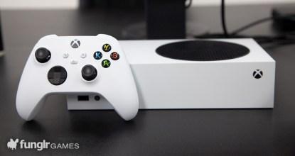 廉価版次世代機「Xbox Series S」の実力はいかに!?初期設定をして実際にプレイしてみた!
