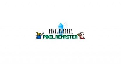 「ファイナルファンタジー ピクセルリマスター」第1弾が7月29日発売!Steamで販売ページ公開