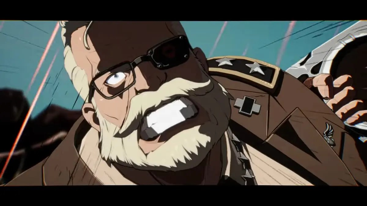 「GUILTY GEAR -STRIVE-」シーズンパス1最初の追加キャラクターは「ゴールドルイス=ディキンソン」!スターターガイドも公開!