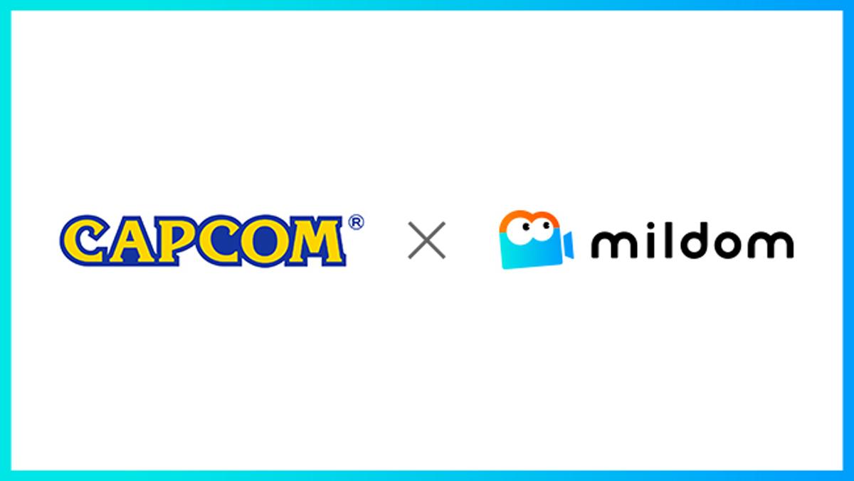 ライブ配信サービス「Mildom」でカプコンのゲームを利用した配信の収益化が可能に!包括契約を締結