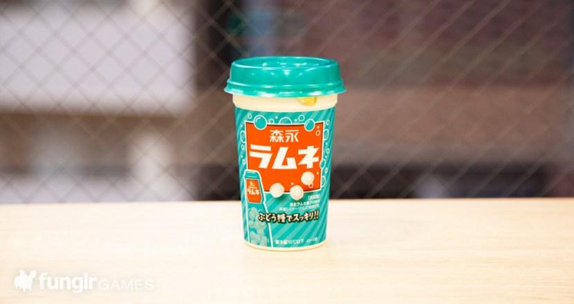 あのラムネを完全再現!?「森永乳業×森永製菓」のコラボレーションドリンク「森永ラムネ」を飲んでみた!
