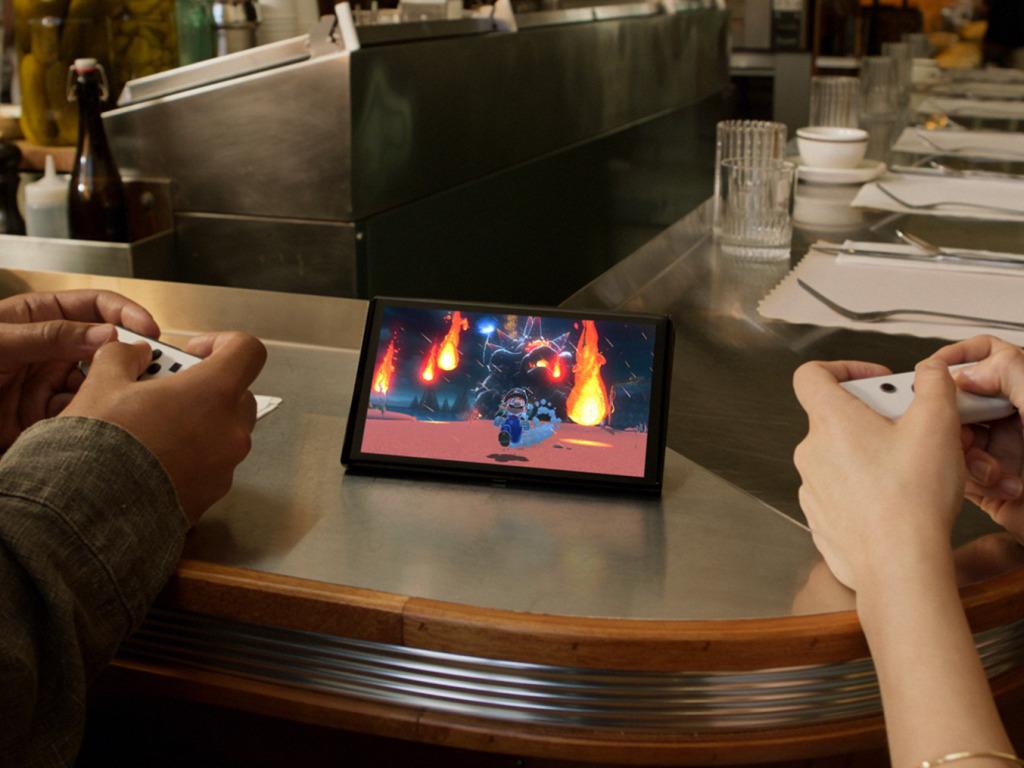 Nintendo Switch(OLED)