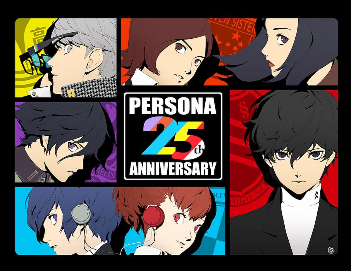 PERSONA 25th Anniversary YEAR