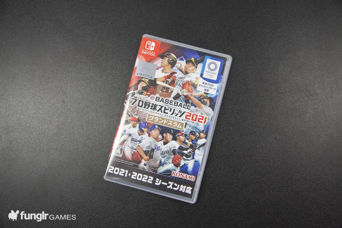 eBASEBALLプロ野球スピリッツ2021