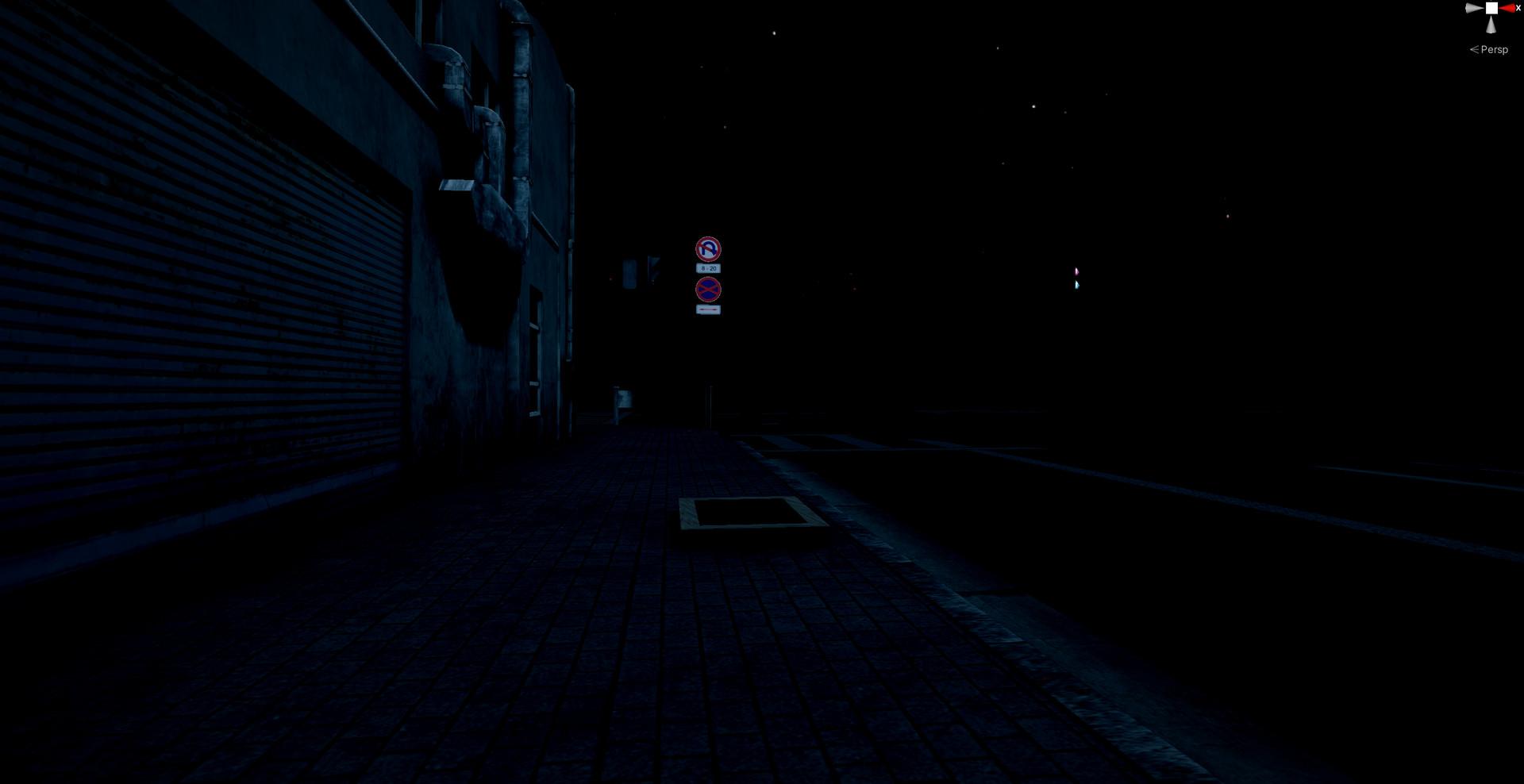 The Night Way Home | 帰り道