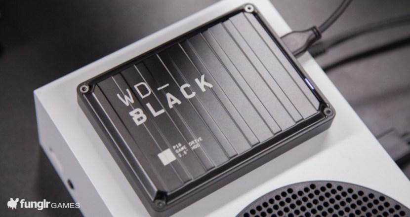 輕巧易攜!遊戲硬碟「WD_BLACK P10 Game Drive」開箱!