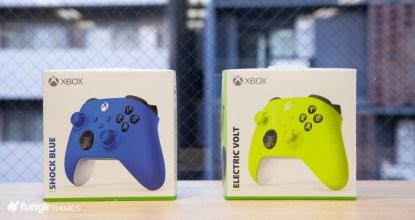 次世代Xboxコントローラーもカラーバリエーションが豊富!好きな色をみつけてみよう!