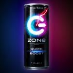今度は自販機でショート缶!「ZONe QUICK BOOST βVer.0.9.19」が登場!