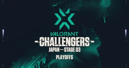 「VALORANT Champions Tour Stage3 - Masters」への出場を賭けたPlayoffs開催!各試合配信決定!