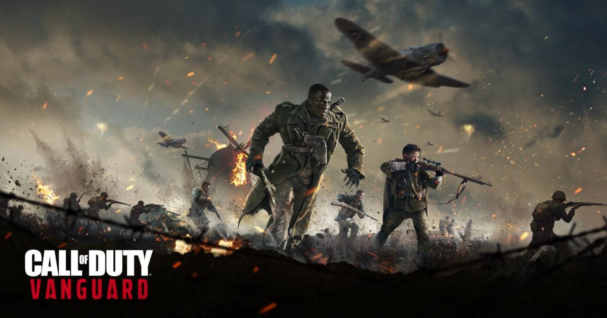 CoD最新作Call of Duty: Vanguard11月5日發售!