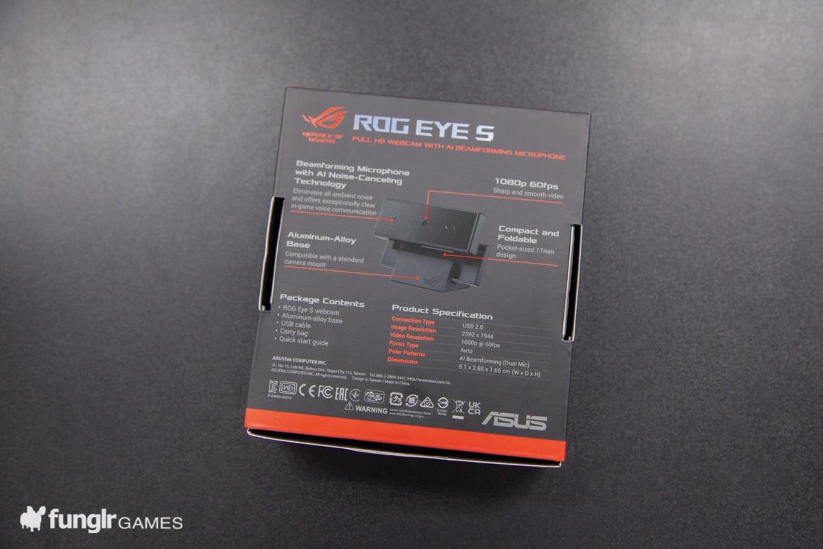ASUS ROG Eye S