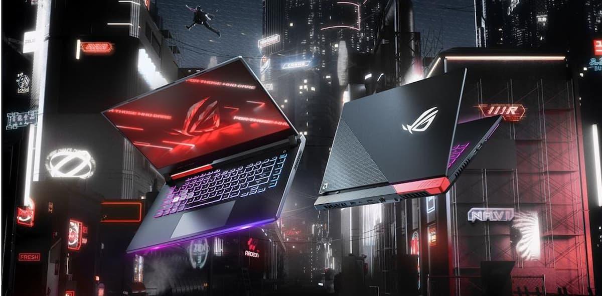 「AMD Advantage」に準拠したゲーミングノートPC ASUS「ROG Strix G15 Advantage Edition」発売