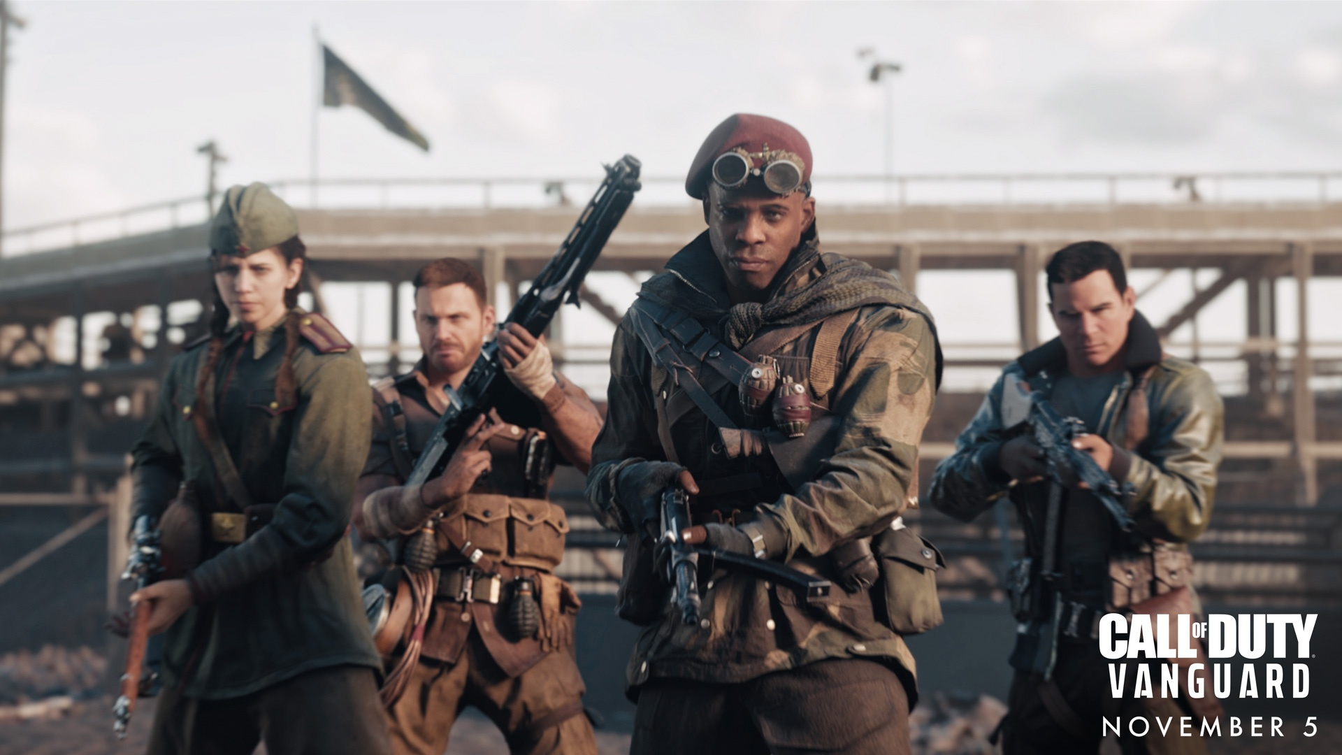 Call of Duty: Vanguard α測試