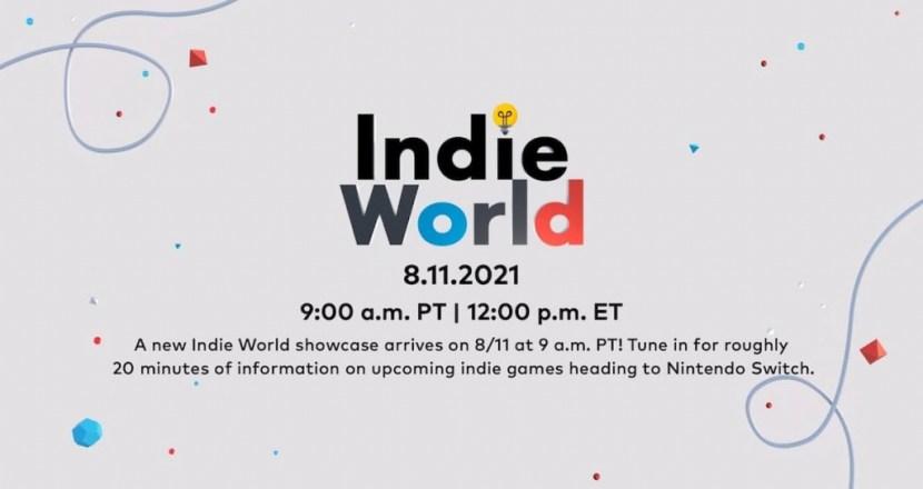 海外版Indie World「Indie World Showcase」放送決定!日本での配信時期も放送後発表!