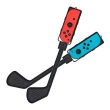 Nintendo Switch マリオゴルフ スーパーラッシュ対応 ゴルフロッド2個セット