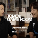 ウメハラが山PにストVをレクチャー!第2回「TOMO'S GAME ROOM supported by Onitsuka Tiger」公開!