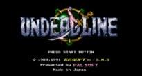 レトロゲーム配信サービス「プロジェクトEGG」にて「アンデッドライン」がリリース!