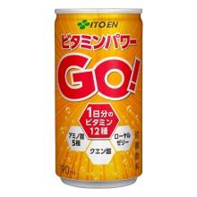 伊藤園 ビタミンパワーGO 缶190ml×30本