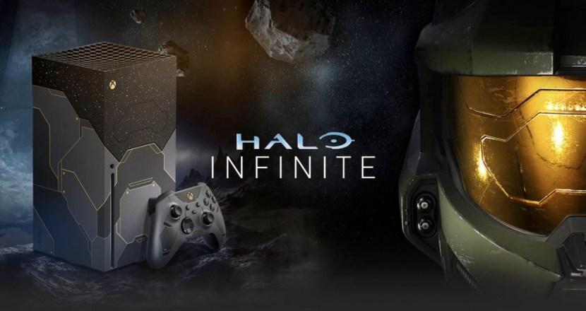 青い通気孔や星の刻印が!「Xbox Series X Halo Infinite リミテッド エディション」が 2021年11月15日に登場!Eliteコントローラーも!