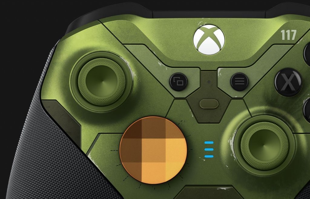 Xbox Elite ワイヤレス コントローラー シリーズ2