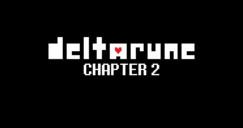 「DELTARUNE Chapter2(デルタルーン チャプター2)」が 9月18日に配信開始!