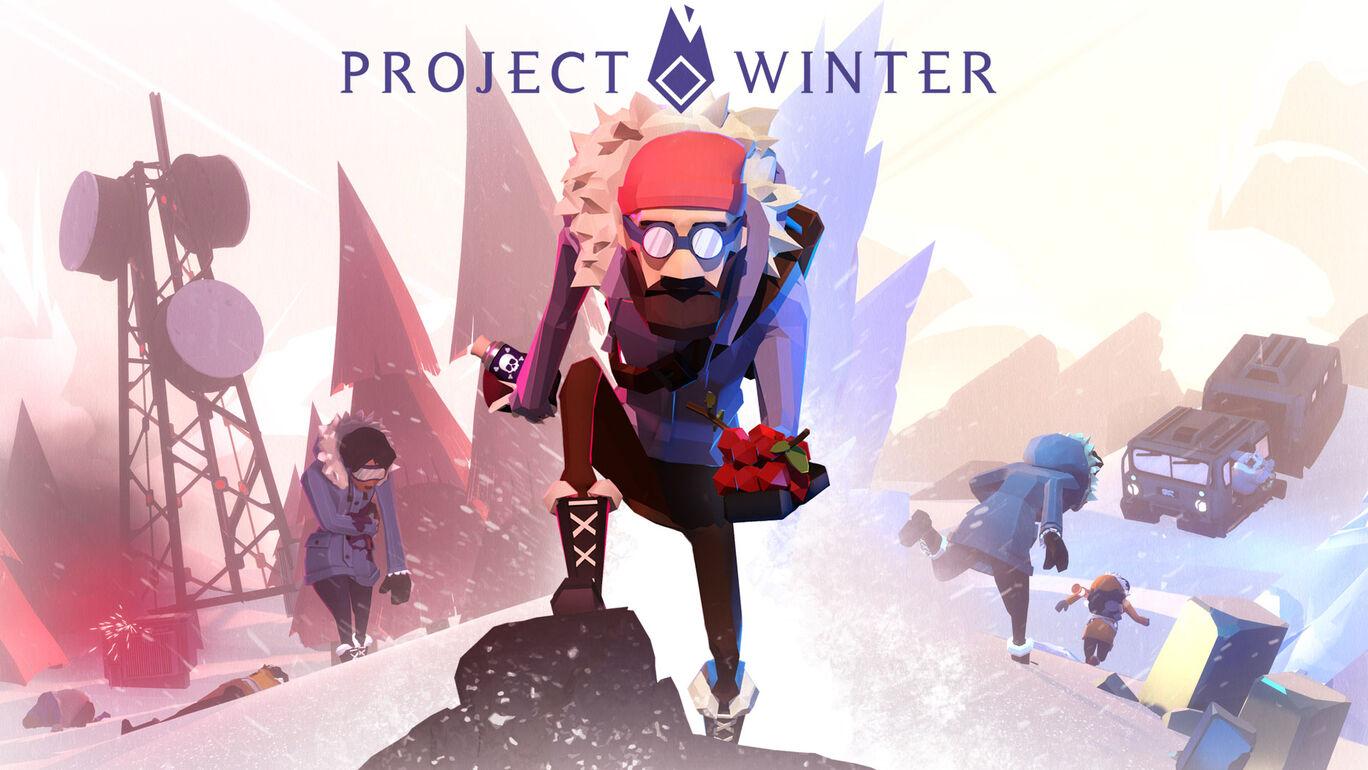 雪山からの脱出を目指すサバイバル×人狼ゲーム「Project Winter」がPS4/Switchで配信開始!