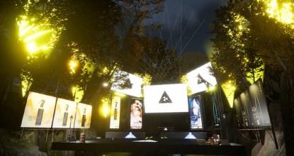 Unreal Engineで作成した秋っぽいステージ!「RECOILR(リコイル)-LV4-」を9月25日(土)に開催!