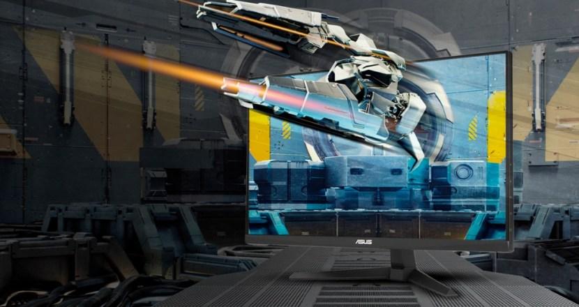 ASUSから最大165Hz駆動かつ高速応答1msの23.8型ゲーミングモニター「TUF Gaming VG249Q1A」発売!
