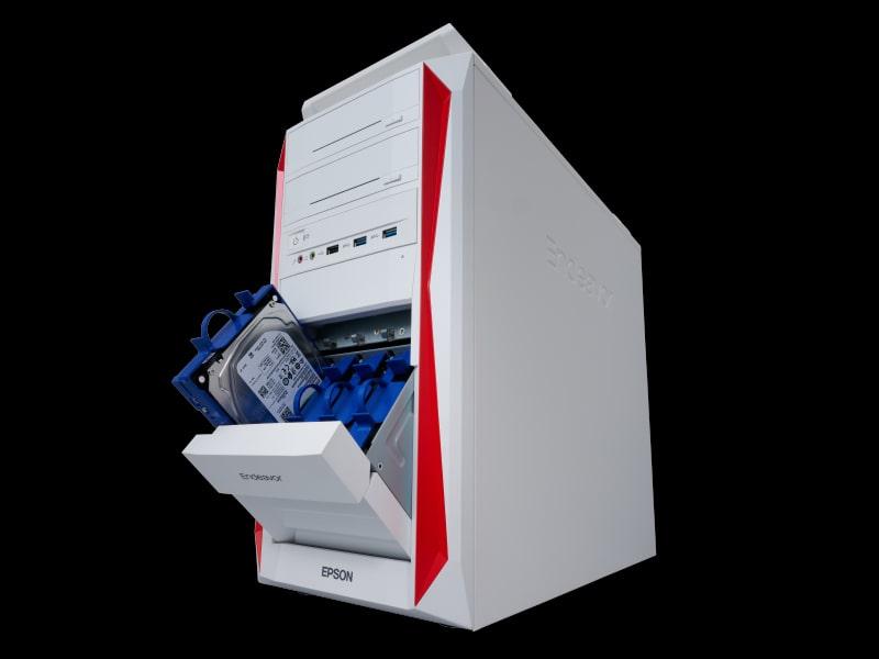 「Endeavor Pro9050a」