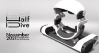 世界初!寝ながらの使用に最適化したVRデバイス「HalfDive」を発表