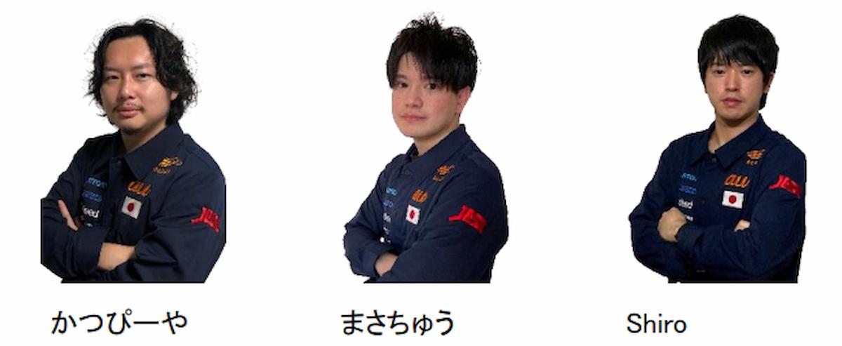 eFootball 2022 日本代表選手