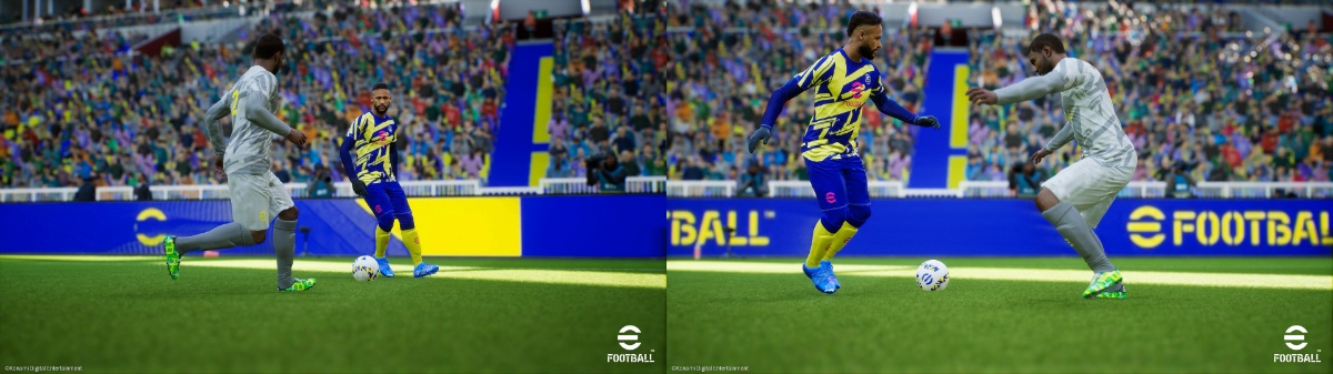 eFootball 2022遊戲畫面