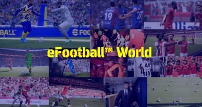 「ウイイレ」が「eFootball」へ! 9月30日(木)配信の最新作「eFootball 2022」試遊会