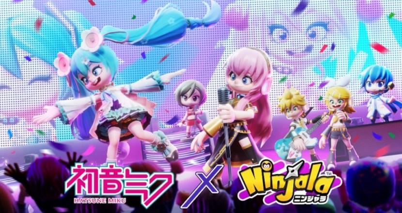《泡泡糖忍戰》第7賽季即將展開!並推出與VOCALOID的最新合作!