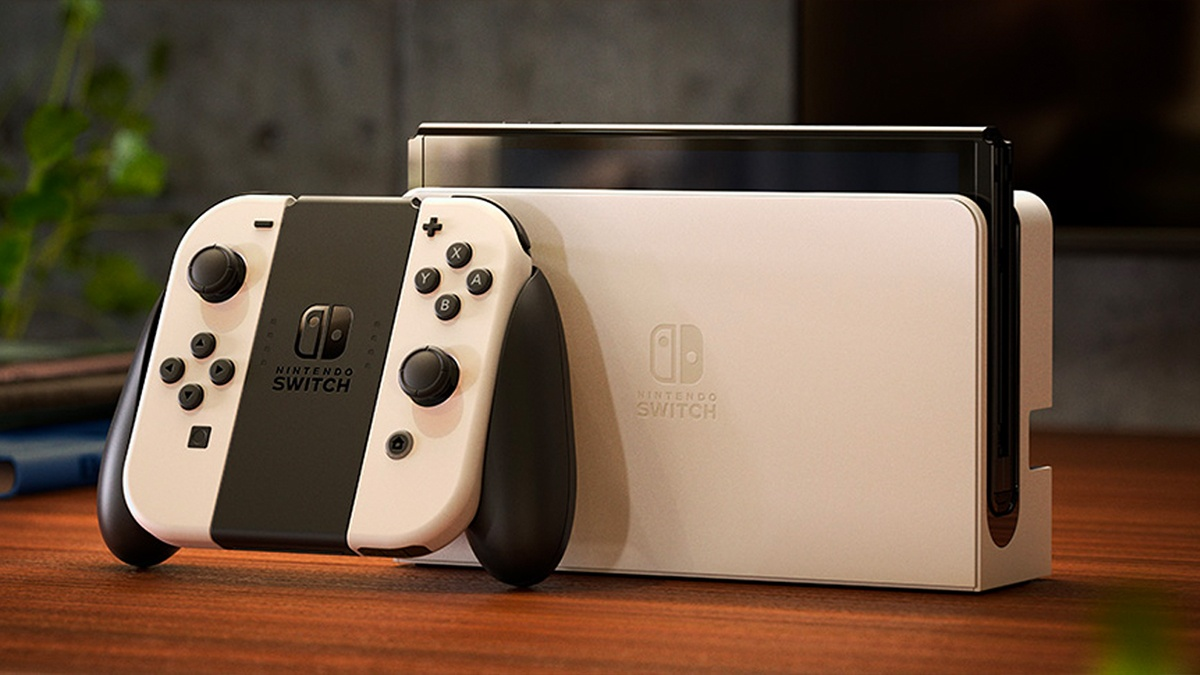 Nintendo Switch(OLED款式)