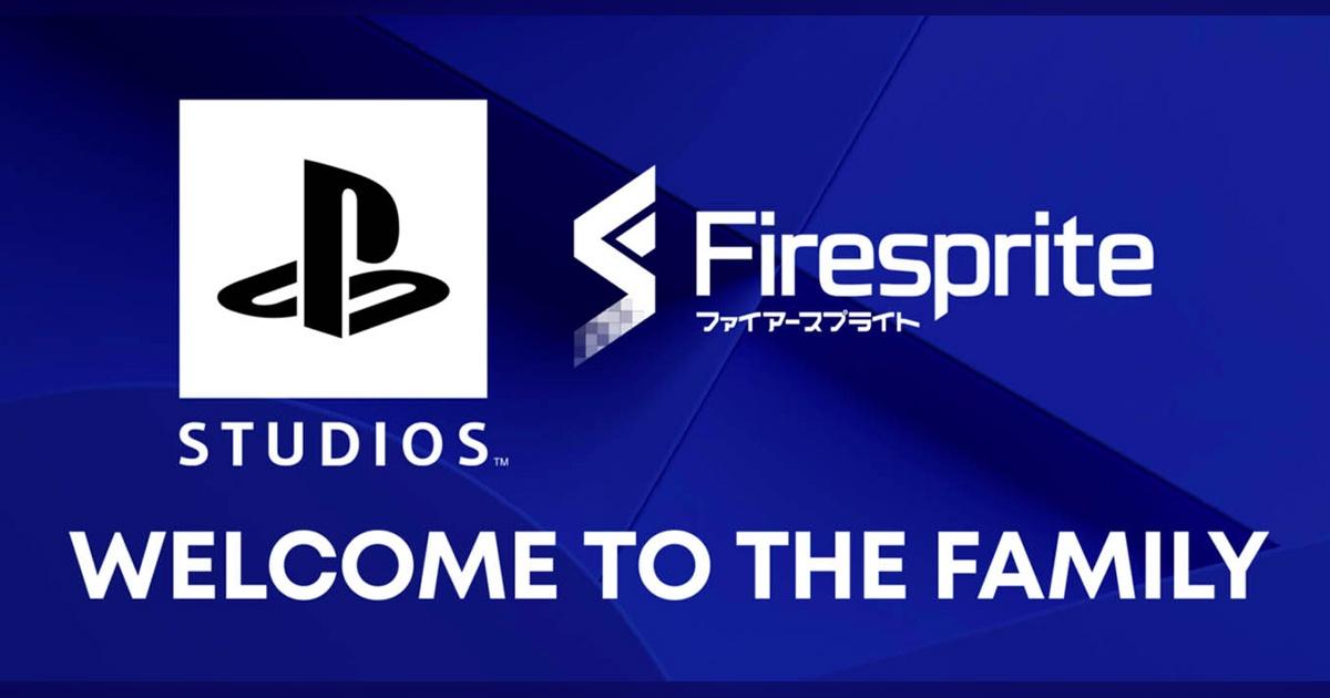 ソニー・インタラクティブエンタテインメントがVRゲーム開発スタジオのファイアースプライト買収を発表